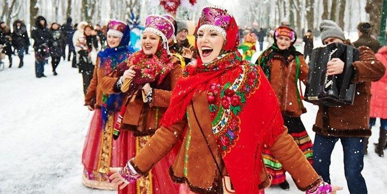 гулять по-русски, русские праздники, делать подарки на праздники,OvLGroup,