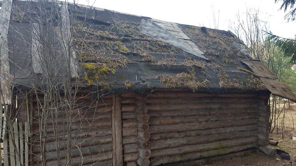 заброшенный дом, поиск своего наследства,OvLGroup,