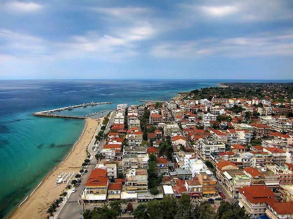 Греция , Калликратия, Отдых в Греции, OvLGroup,
