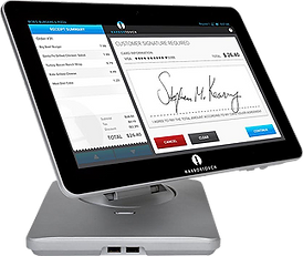 Harbortouch ECHO POS system for sm to med businesses.