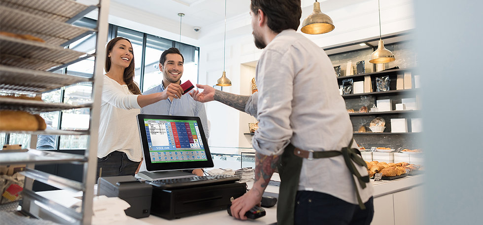 QSR point of sale system