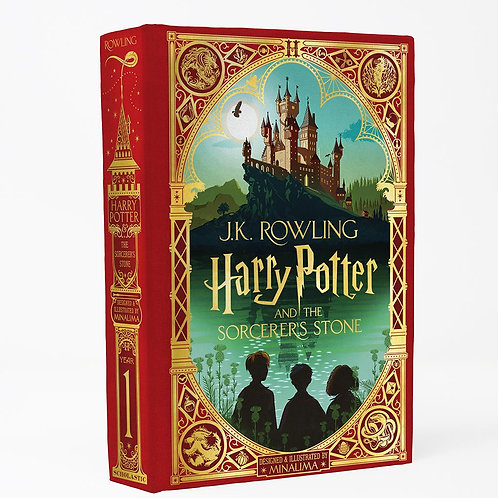 PRE-ORDER - Harry Potter and the Sorcerer's Stone