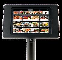 qsr self order kiosk