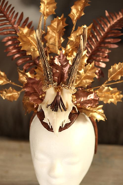 "Historic Horns ""Copper& Gold"""