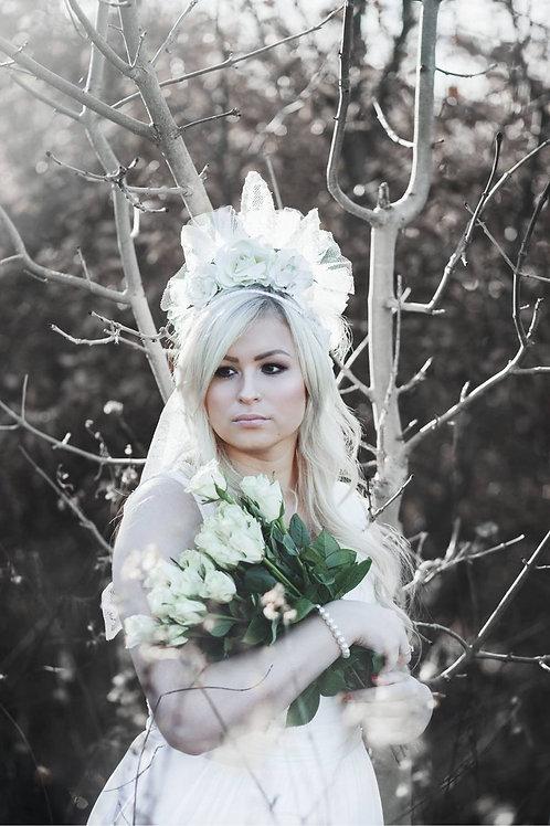 Schneeweißchen Outfit