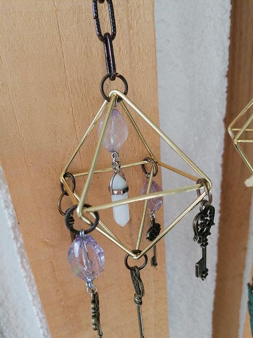 Chrytal Key Hanger