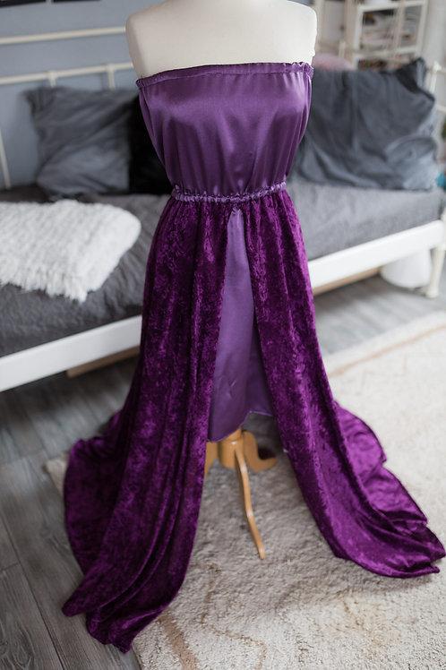 Einfaches Fantasy Kleid