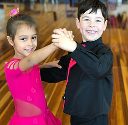 Ballroom and Latin Partnering Antz Pantz Dance