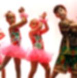 Junior Dancing Antz Pantz Dance