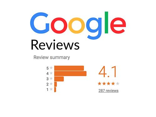 Google Haritalarda İşletmenize 300 Gerçek Kullanıcı Yorumu + 5 Yıldız