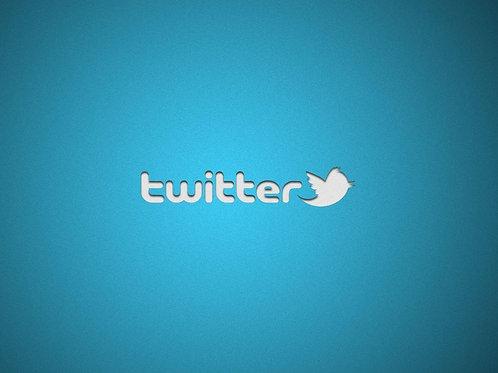 Twitter 100 Gerçek Kullanıcı Cevabı + RT + Favori