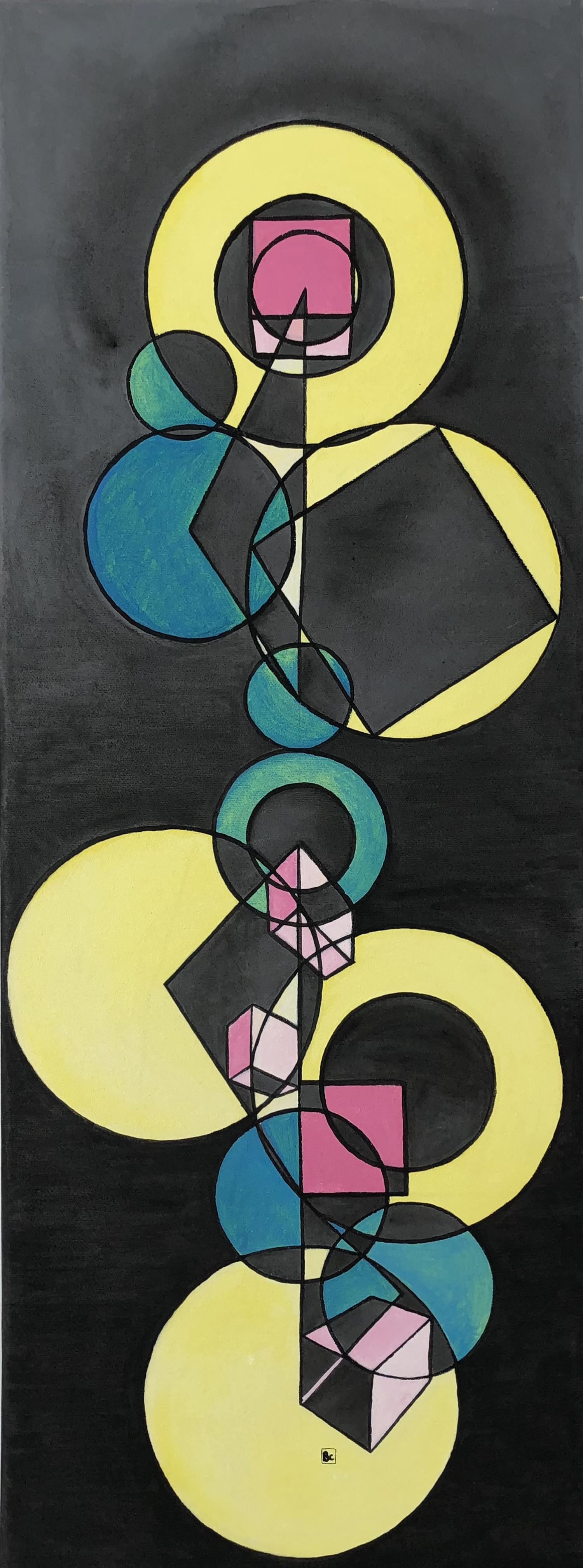 Géométrie chromatique