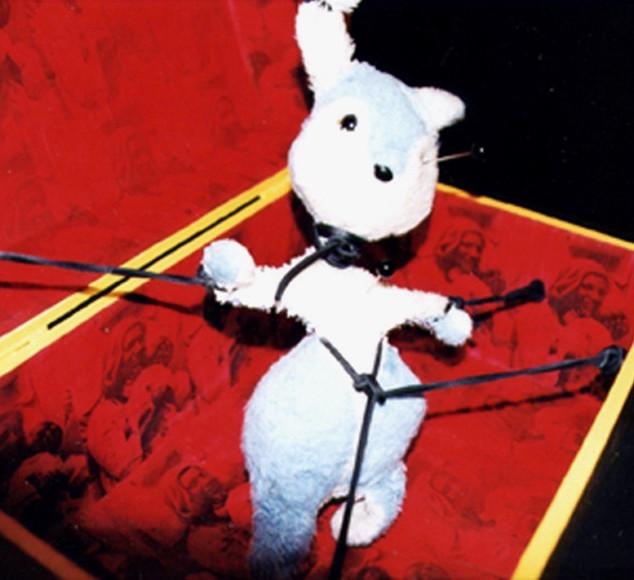 Lapin (coffre à jouets)