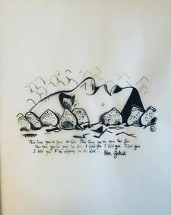 """Digging in the dirt"", Peter Gabriel"