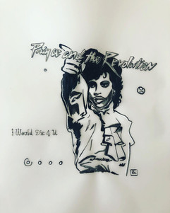 """""""I would die 4 you"""", Prince"""