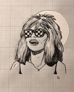 Blondie (Debbie Parker)
