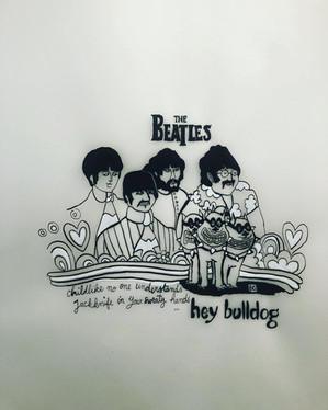 """Hey bulldog"", The Beatles"