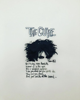 """Friday I'm in live"", The Cure"