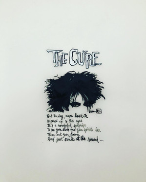 """""""Friday I'm in live"""", The Cure"""