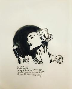 """Darn that dream"", Billie Holiday"