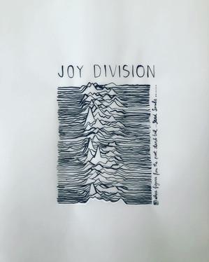 """""""Dead souls"""", Joy Division"""