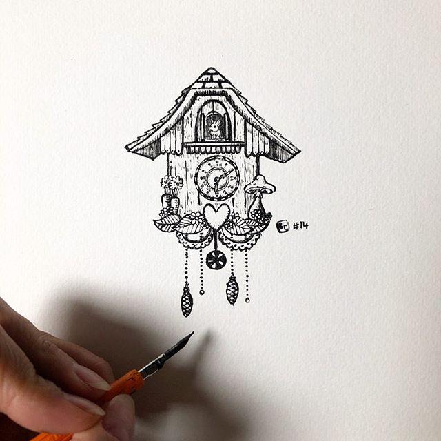 Clock (#14 Horloge)