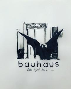 """""""Bela Lugosi's dead"""", Bauhaus"""
