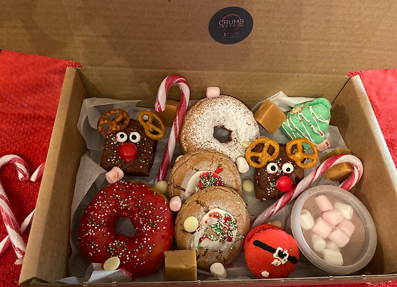 Christmas Eve Treat Box -  COLLECTION ONLY