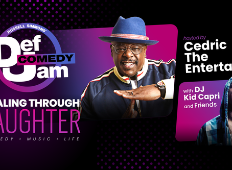 Def Comedy Jam organizes live COVID-19 relief special in 'under a week'