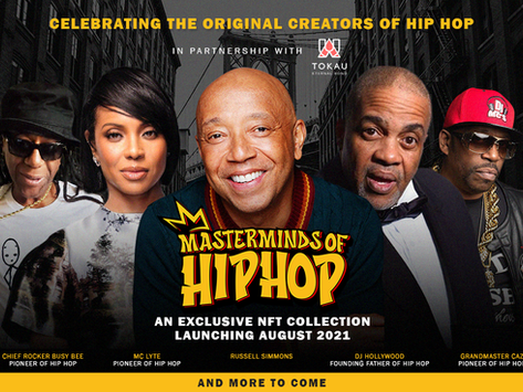 Russell Simmons backs new NFT platform, TOKAU to exclusively launch NFT collection