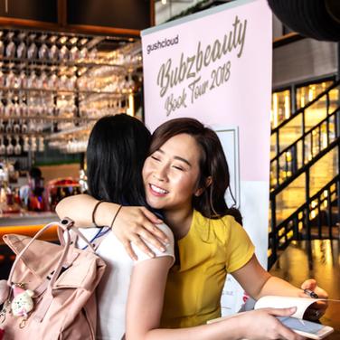 Bubzbeauty Book Tour Singapore 2018
