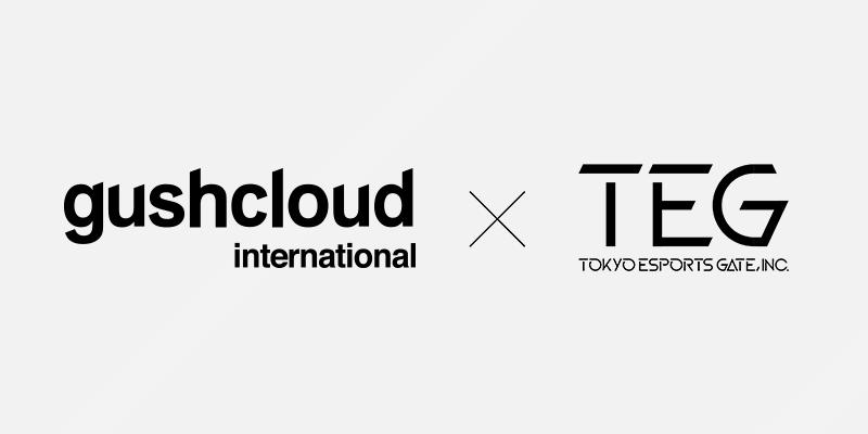Gushcloud Tokyo Esports Gate, Inc. Partnership