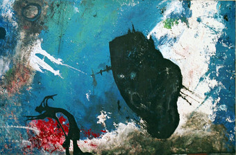 2002, untitled 23, 90x60cm, acryl on can