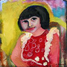 2006, Selfportret, 30x30cm, oil.jpg