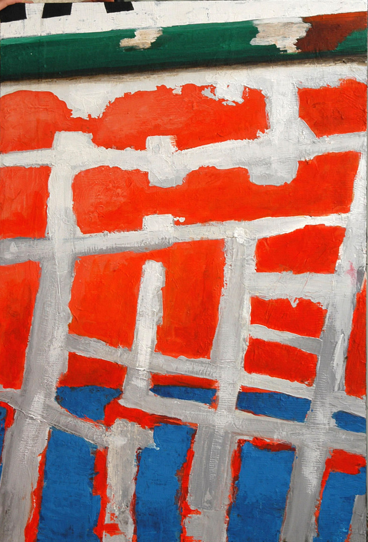 2002, untitled 22, 90x60cm, acryl on can