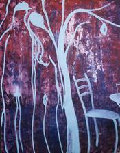 2000 untitled 1,120x90cm, acryl on canva
