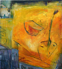 2006,  lunch, 150x150cm, oil.jpg