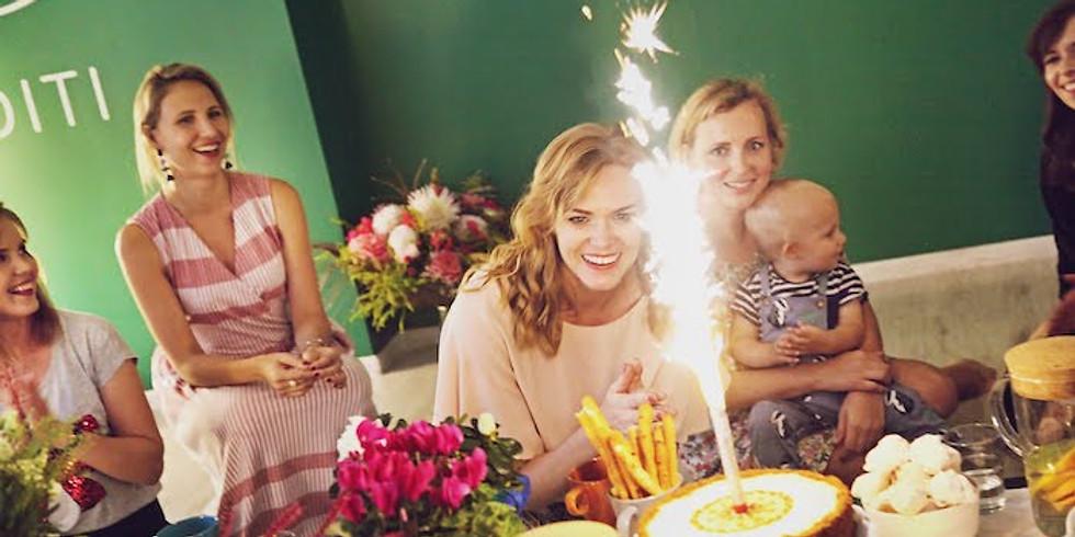 ADITI studijos gimtadienis: 3-iasis tortukas!