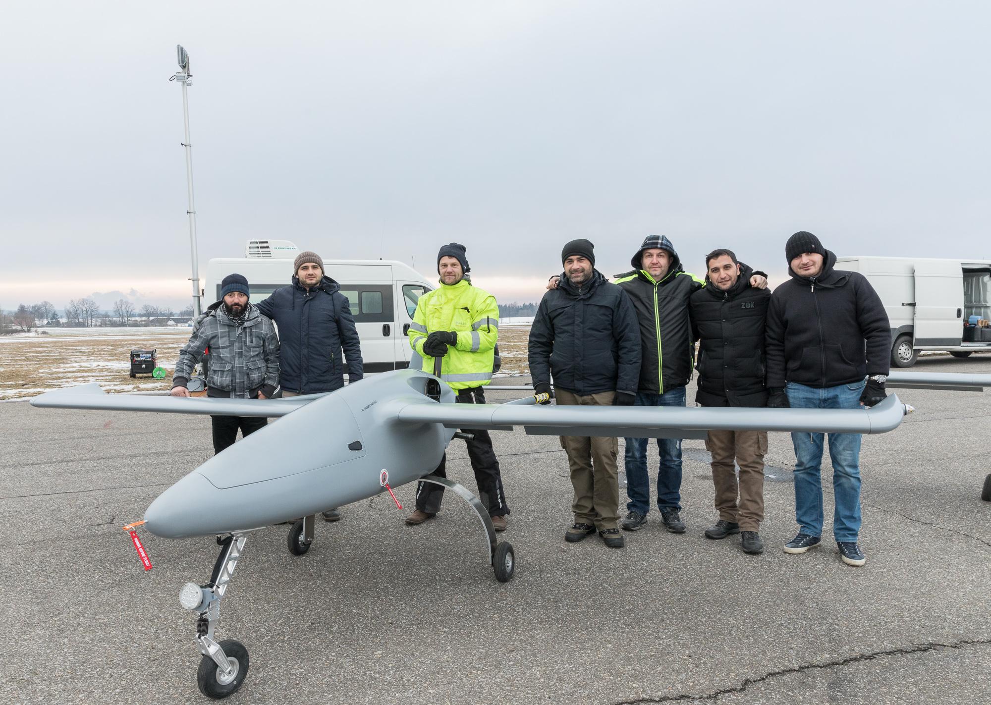 UAV Operation Team