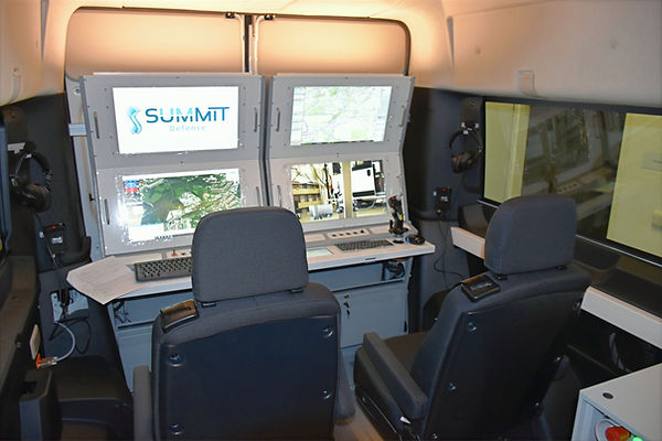 Mobile Ground Control Station