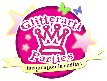Glitterarti Parties