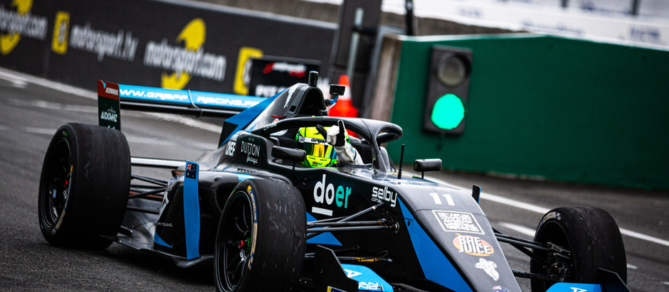 DYLAN'S PODIUM ONSLAUGHT CONTINUES AT LE MANS