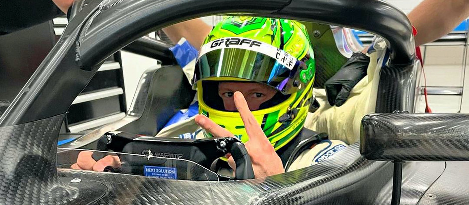 YOUNG SET FOR EUROPEAN ASSAULT WITH GRAFF RACING