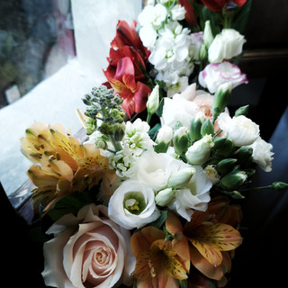 Bedside bouquet