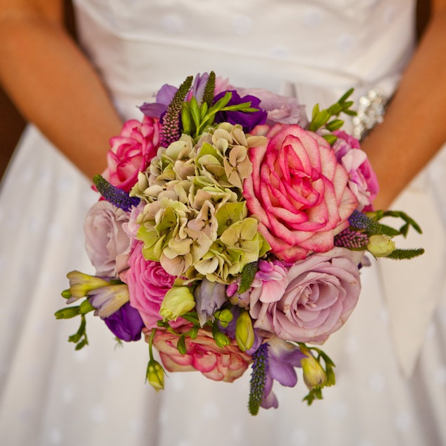 Bridal's boquet