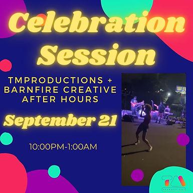 Celebration Session