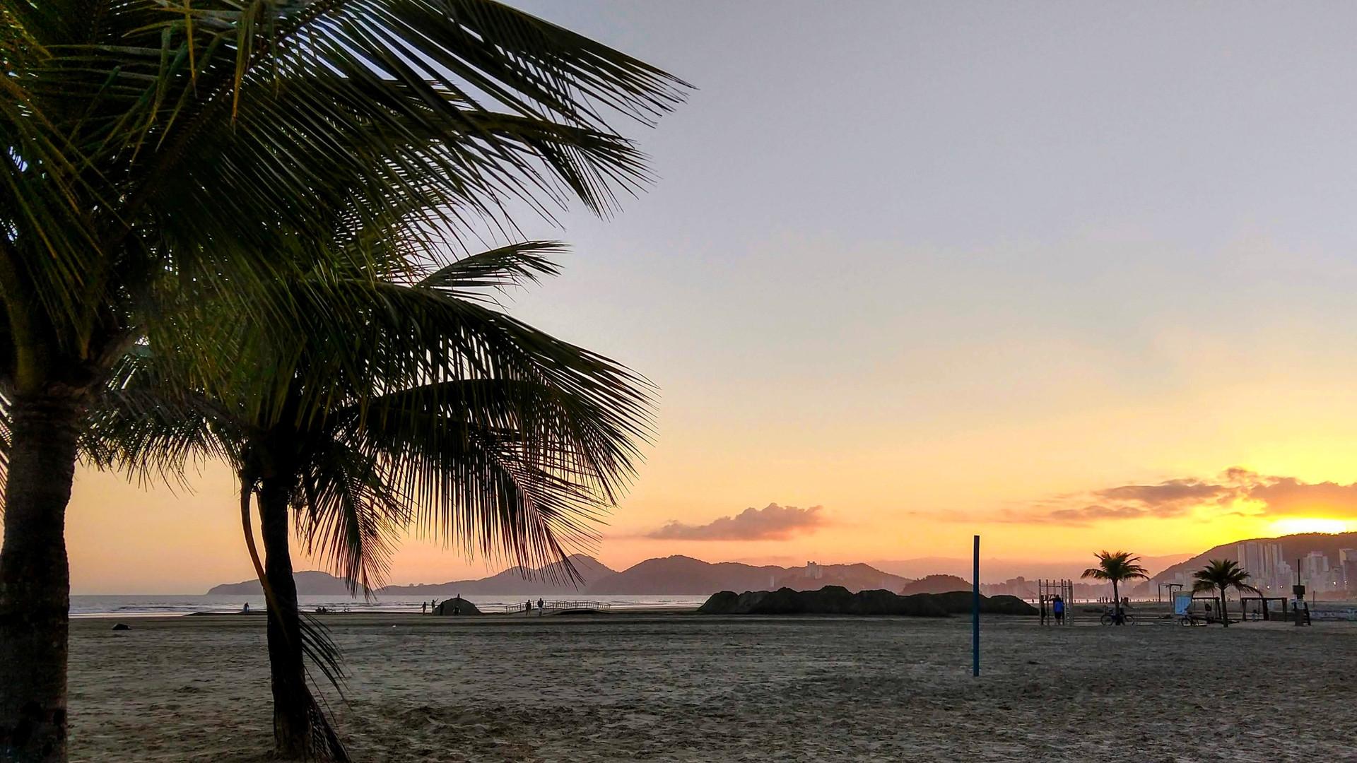 Praia São Vicente