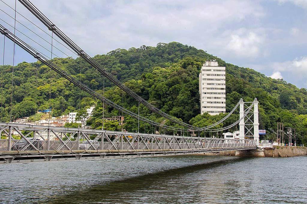 Ponte Pensil São Vicente