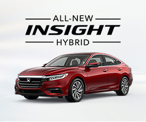 "Honda Insight ""Meh"" Campaign"