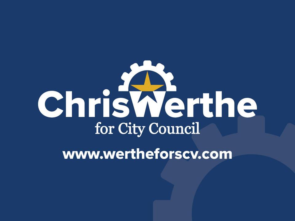 Chris Werthe for City Council